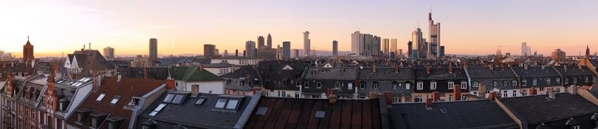 Winter Afternoon Panorama [no. 1217]