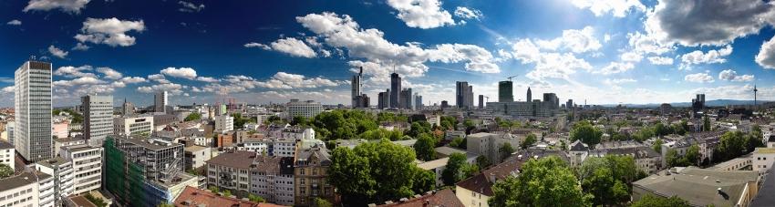 Frankfurter Sommer - Panorama (2)