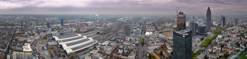 Frankfurt's Westen [no. 1208]