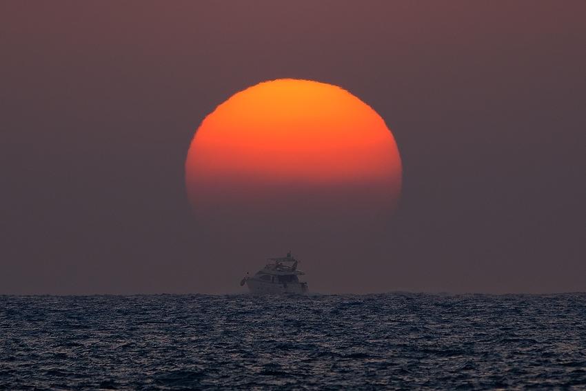 Dubai Sunset [no. 2100]