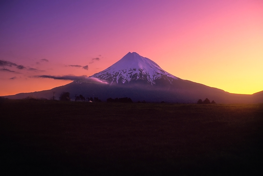 Volcanic Dusk  [no. 116]