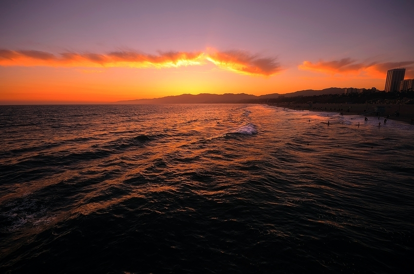 Californian Sunset  [no. 414]