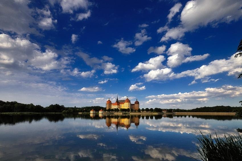 Schloss Moritzburg  [no. 776]
