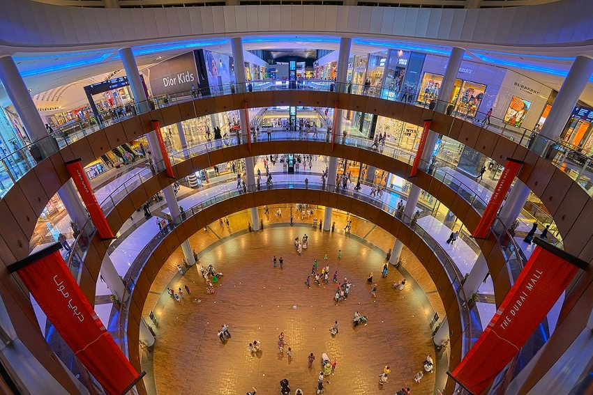 Dubai Mall [no. 1652]