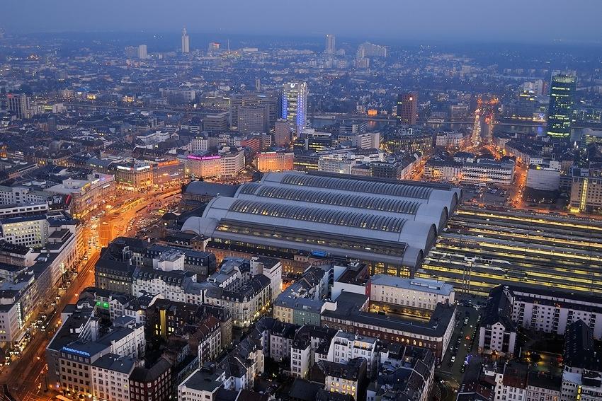 Hauptbahnhof [no. 1243]
