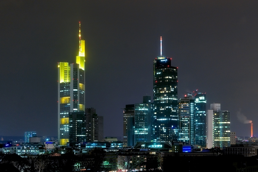 Night Skyline [no. 1233]