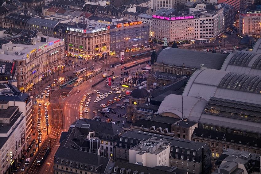Hauptbahnhof [no. 1262]