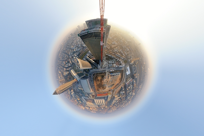 Planet Frankfurt [no. 1268]