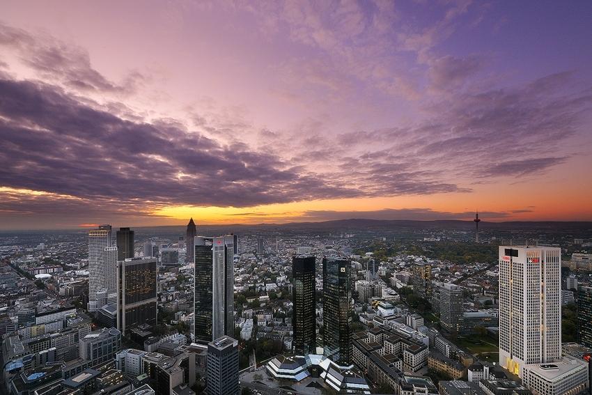 Sunset Skyline [no. 1426]