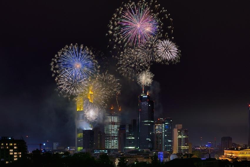 Frankfurt - Wolkenkratzerfestival 2013 [no. 1976]