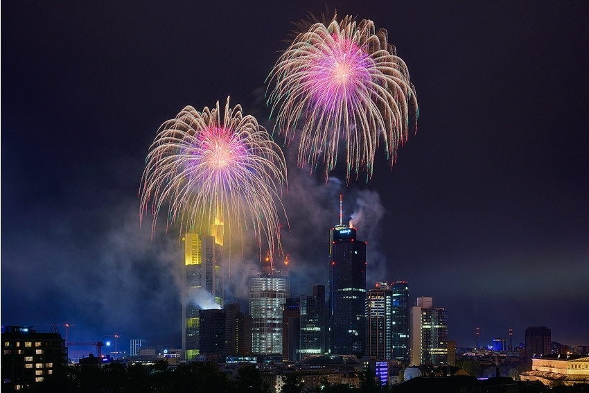 Frankfurt - Wolkenkratzerfestival 2013 [no. 1973]
