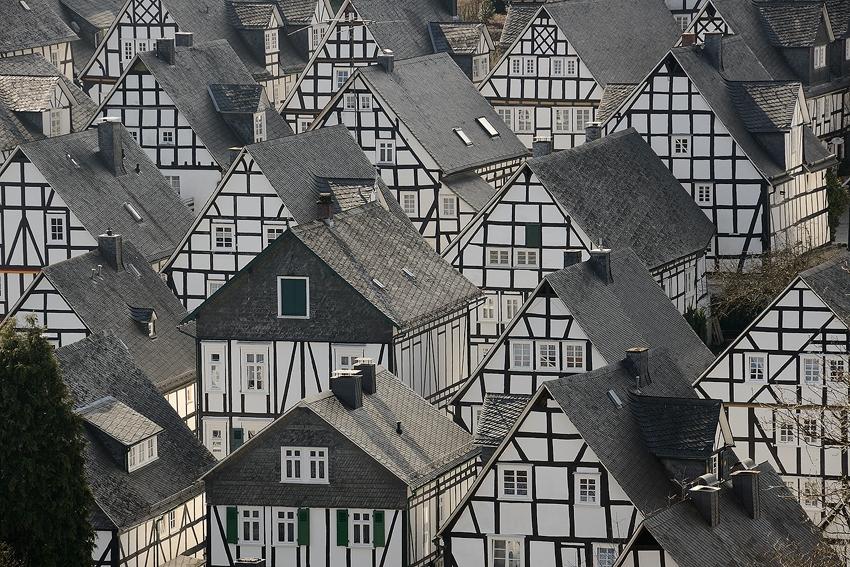 Freudenberg, Siegerland [no. 1553]