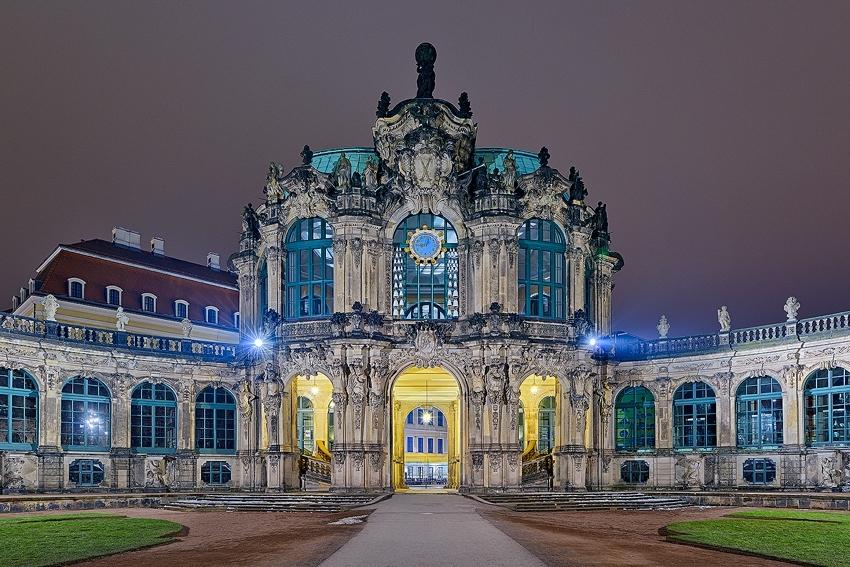 Dresden - Zwinger [no. 2054]