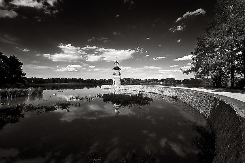 Leuchtturm Moritzburg [no. 1042]
