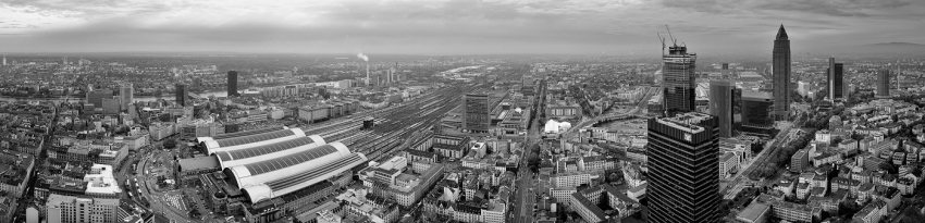 Frankfurt-West Panorama [no. 1229]
