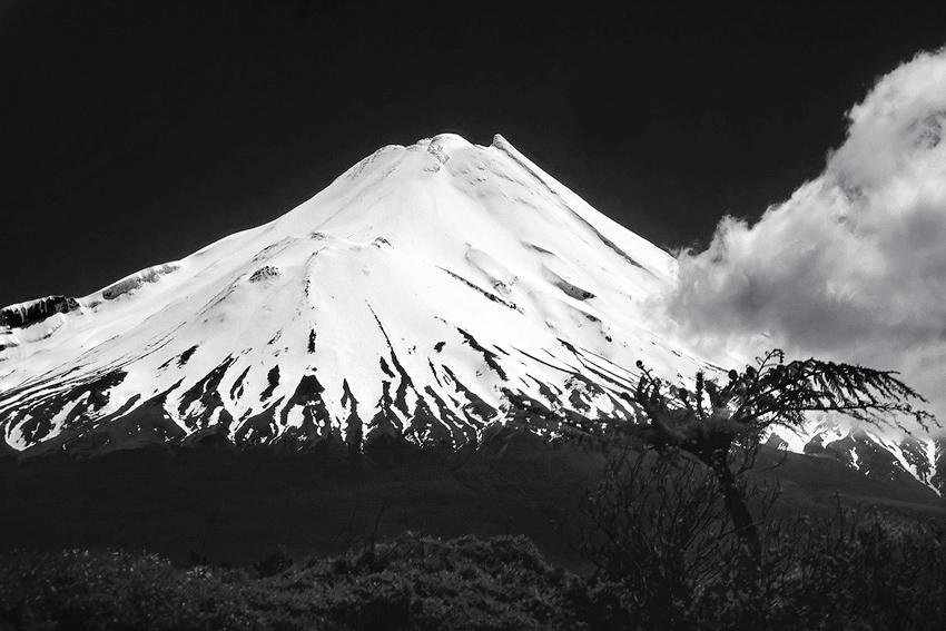 New Zealand: Mt. Taranaki  [no. 474]