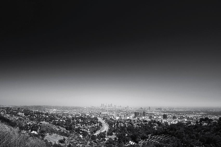 Los Angeles: L.A. Skies  [no. 480]