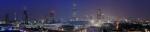 Winter Night Panorama [no. 1438]