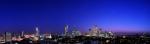 Moon above Skyline [no. 1255]