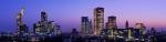 Purple Skyline Panorama [no. 1263]
