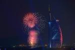 Dubai Fireworks [No. 2098]