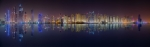 Dubai Marina Skyline Panorama [No. 1920]