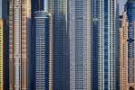 Dubai Skyscrapers [No. 1938]