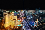 Las Vegas: The Strip @ Night  [no. 425]