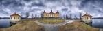 Moritzburg Panorama [No. 2110]