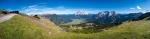 Tiroler Bergpanorama [no. 1182]