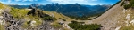Tiroler Bergpanorama [no. 1183]