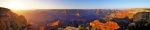Grand Canyon Sunset Panorama [no. 1305]